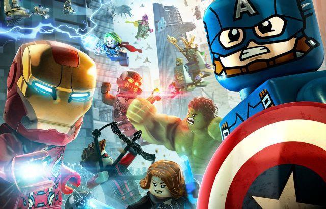 Lego Avengers : new trailer