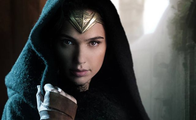 Wonder Woman : new photo