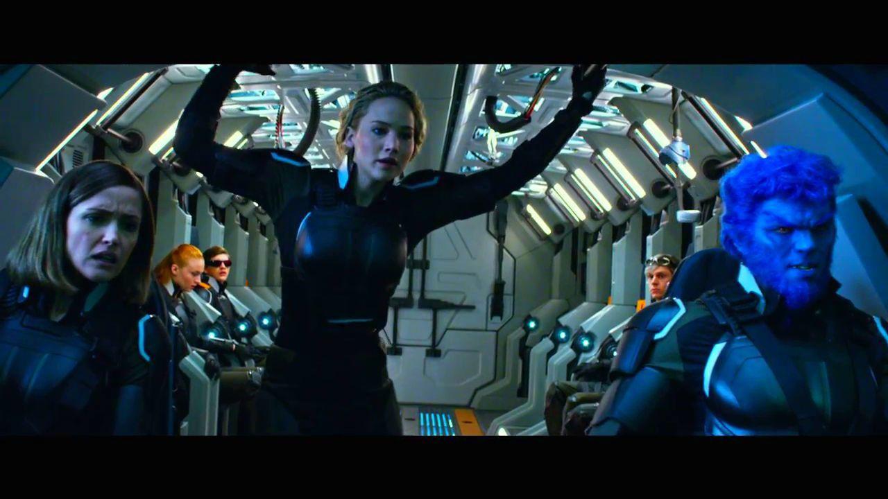 X-men : Apocalypse : trailer + 2 posters &amp&#x3B; screenshots