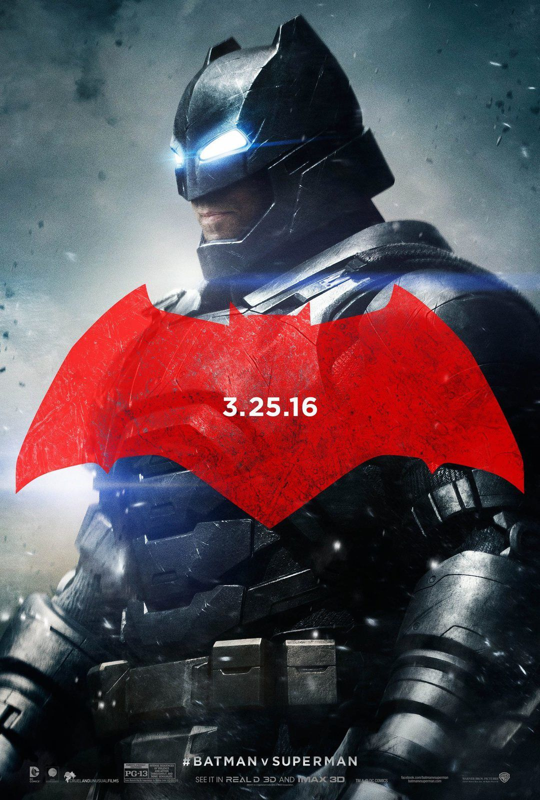 Batman V Superman : 3 new posters de persos