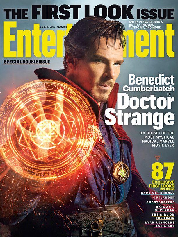 Dr Strange : 1° photos officielles du Dr Strange