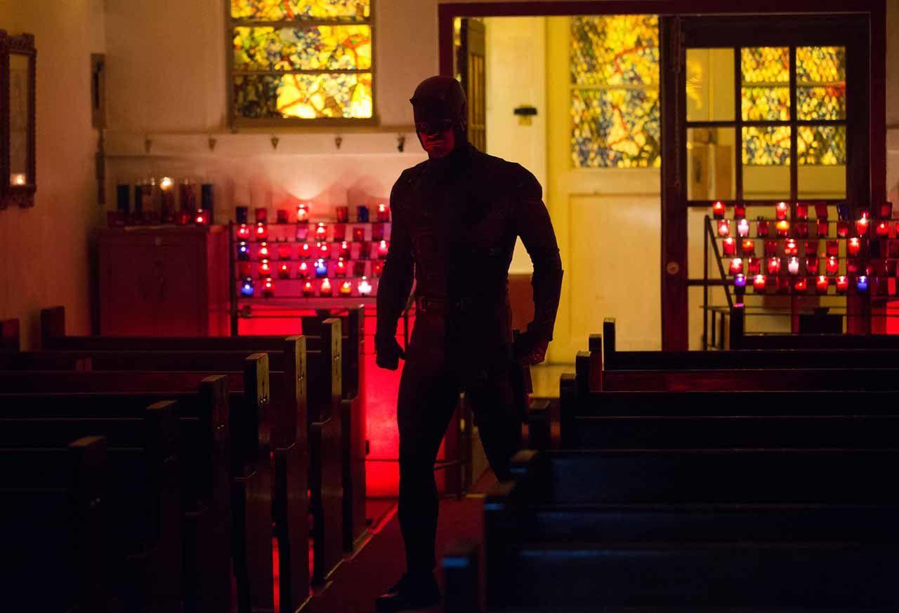 Daredevil saison 2 : new photos
