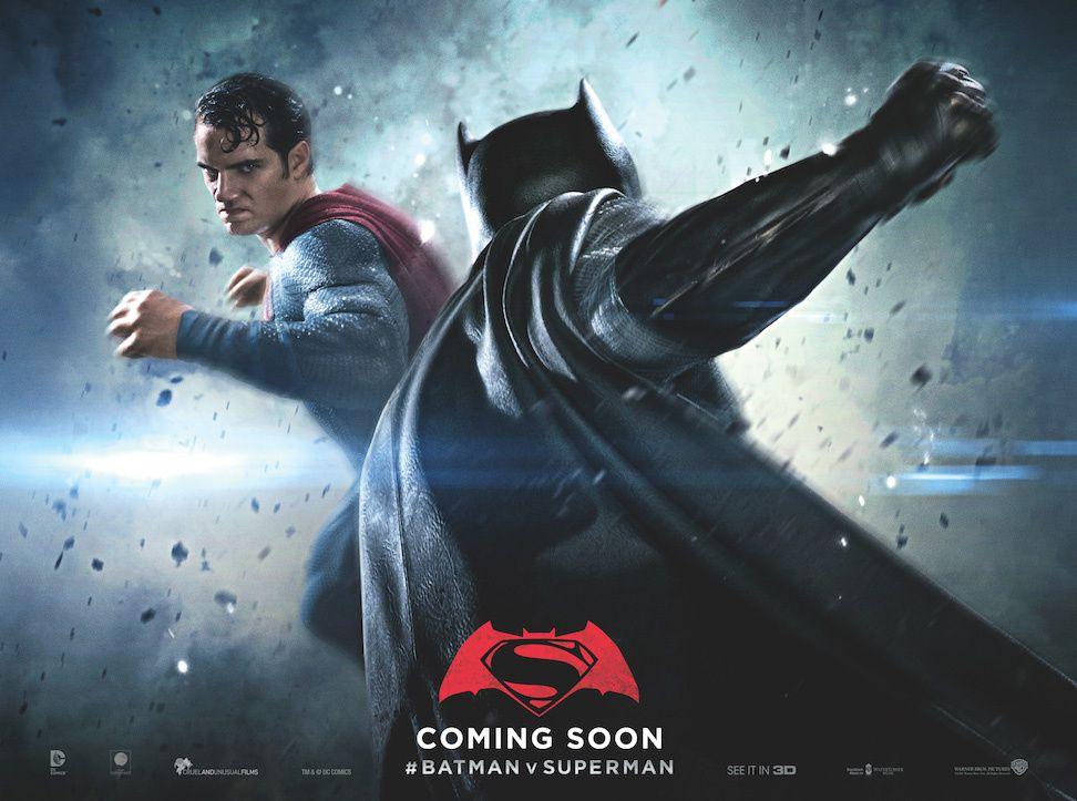 Batman V Superman : trailer &amp&#x3B; posters