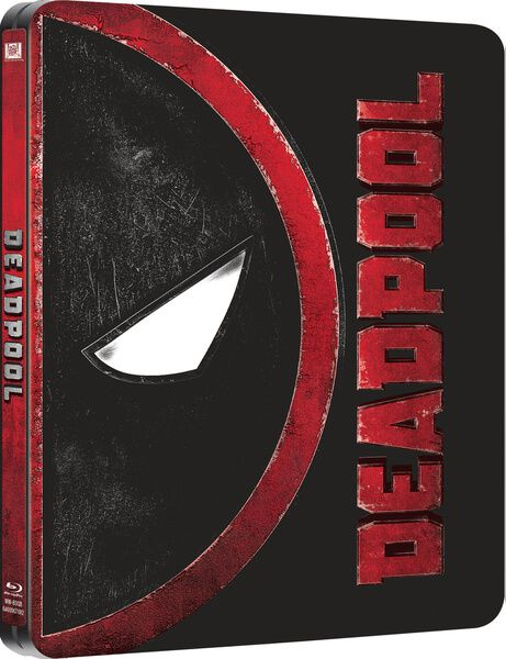 Deadpool : sortie steelbook blu-ray
