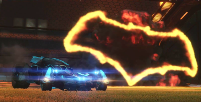Rocket League : Dlc Batman V Superman