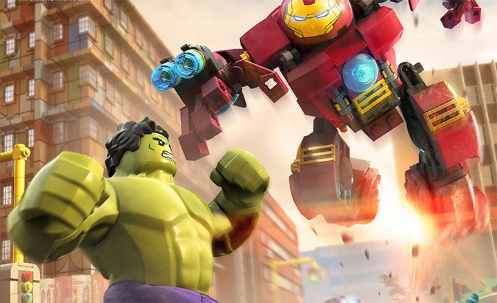 Lego Marvel's Avengers : le test ps3