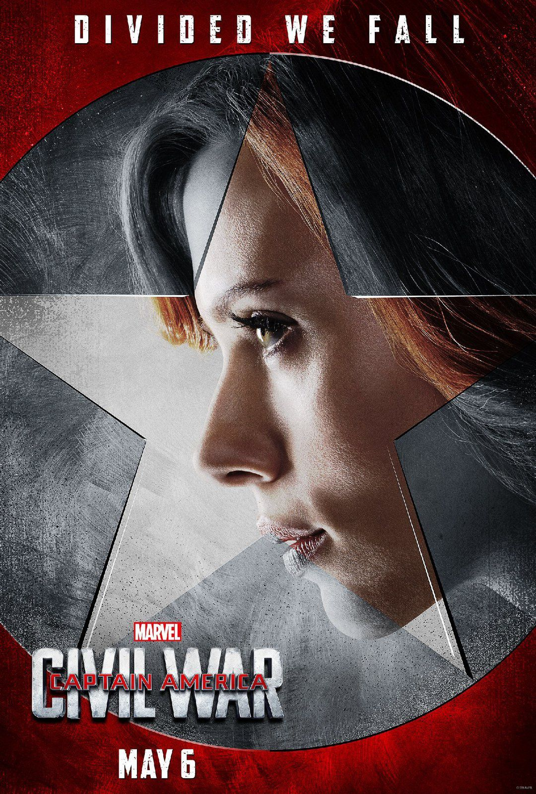 Captain America : Civil War : L'équipe d'Iron Man en poster