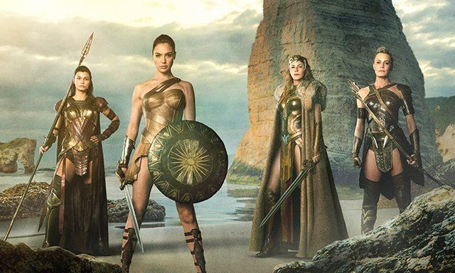 Wonder Woman : nouvelles photos