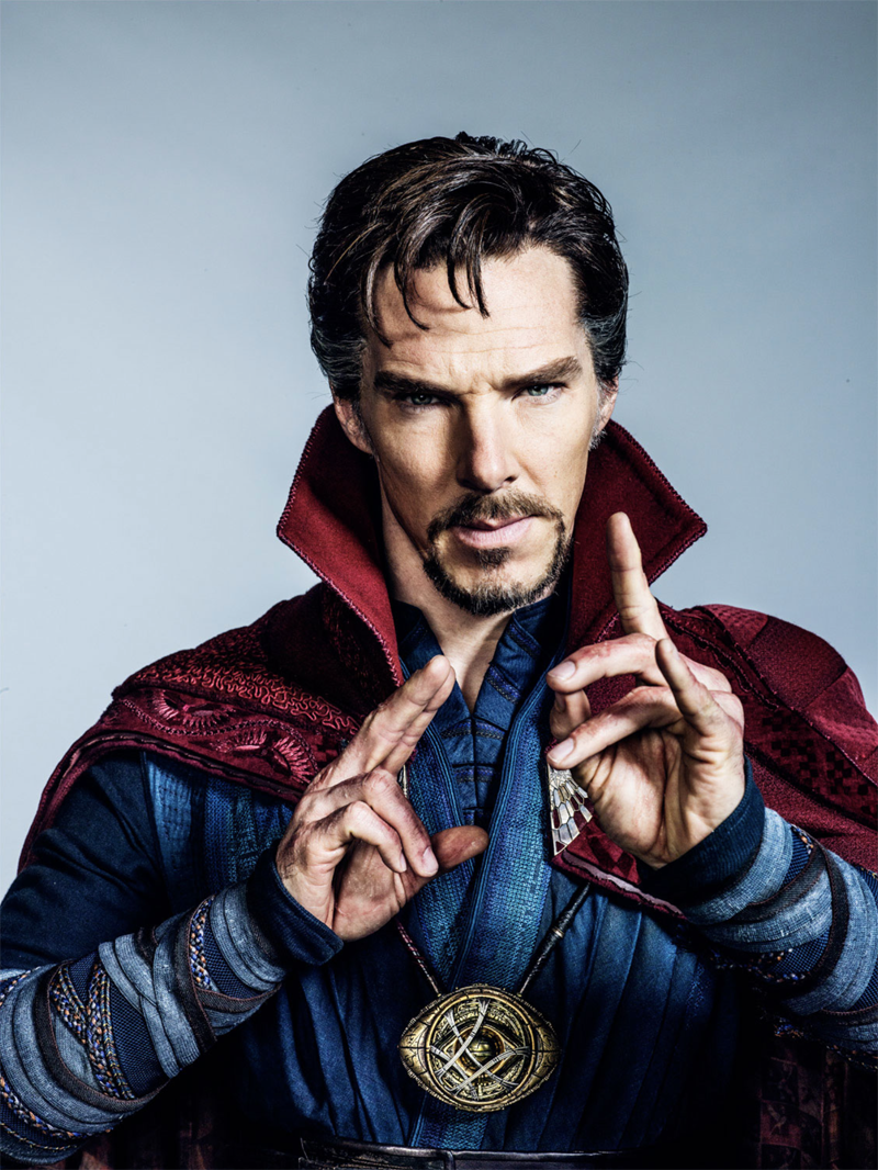 Dr Strange (MAJ): new magic Photo + le 1er trailer