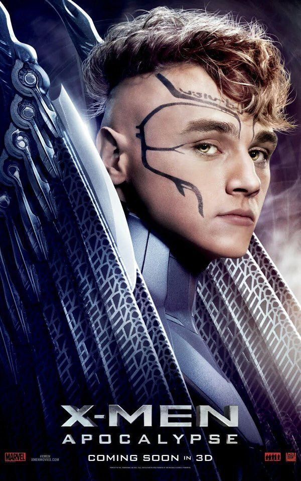 X-Men : Apocalypse : new final poster + 12 posters de persos