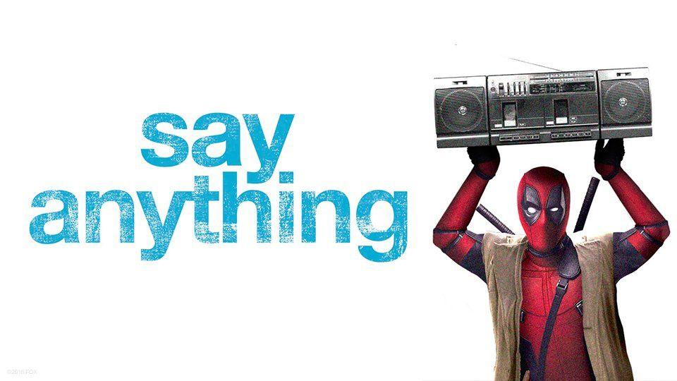 Deadpool : promo blu-ray