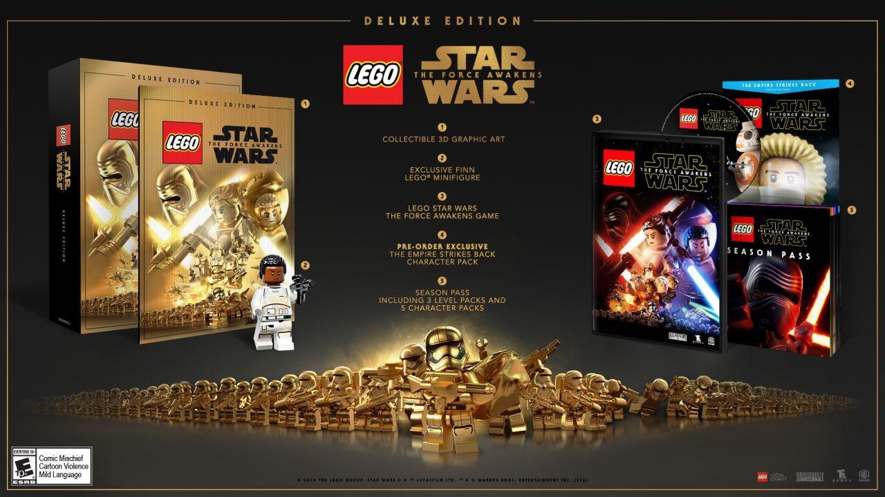 Lego Star Wars : le réveil de la force : season pass