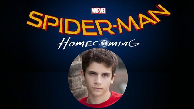 Spider-Man : Homecoming : casting