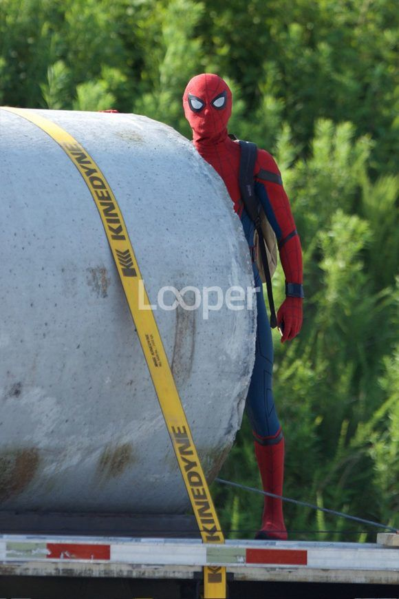Spider-Man : Homecoming : 1° photos du film