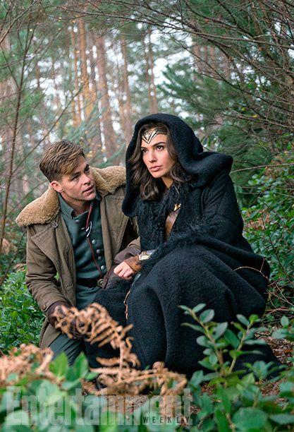 Wonder Woman : 4 new photos