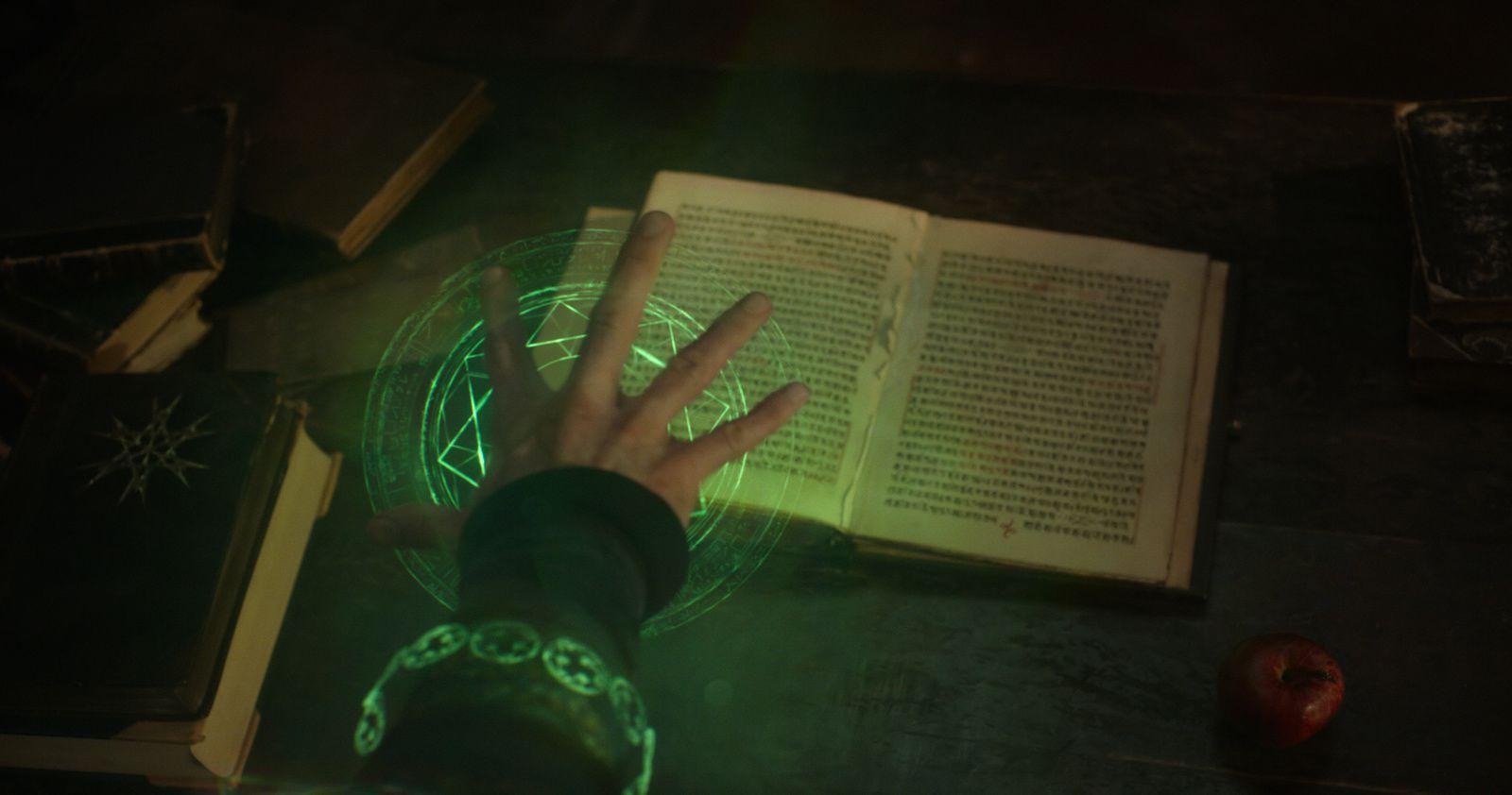 Dr Strange : new photos HD