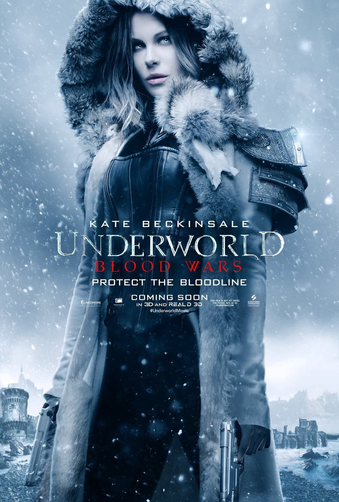 Underworld : Blood wars : série de posters