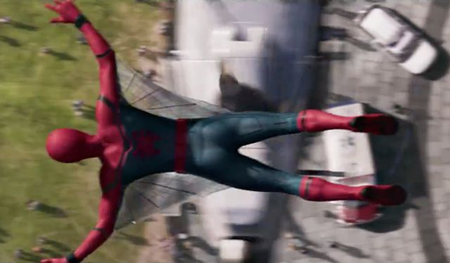 Spider-Man : Homecoming : teaser du trailer