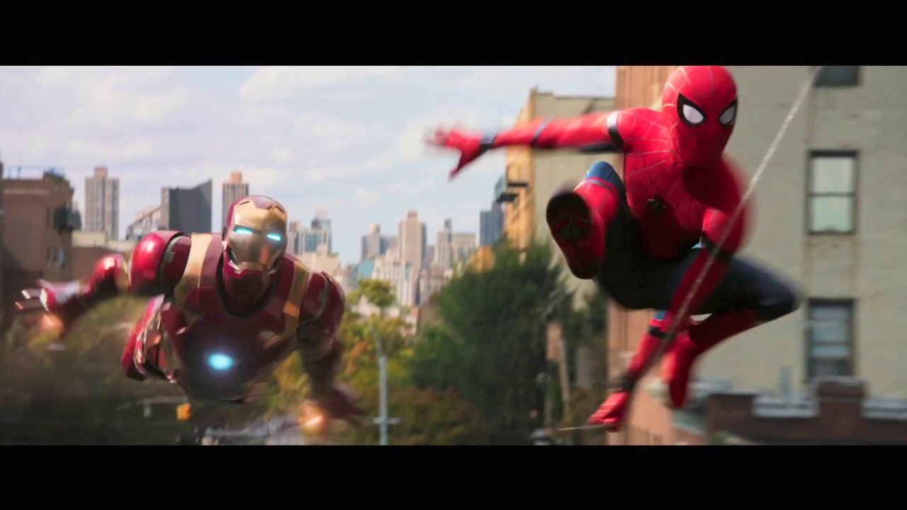 Spider-Man Homecoming : le Vautour, le Bricoleur et le Shocker en photo
