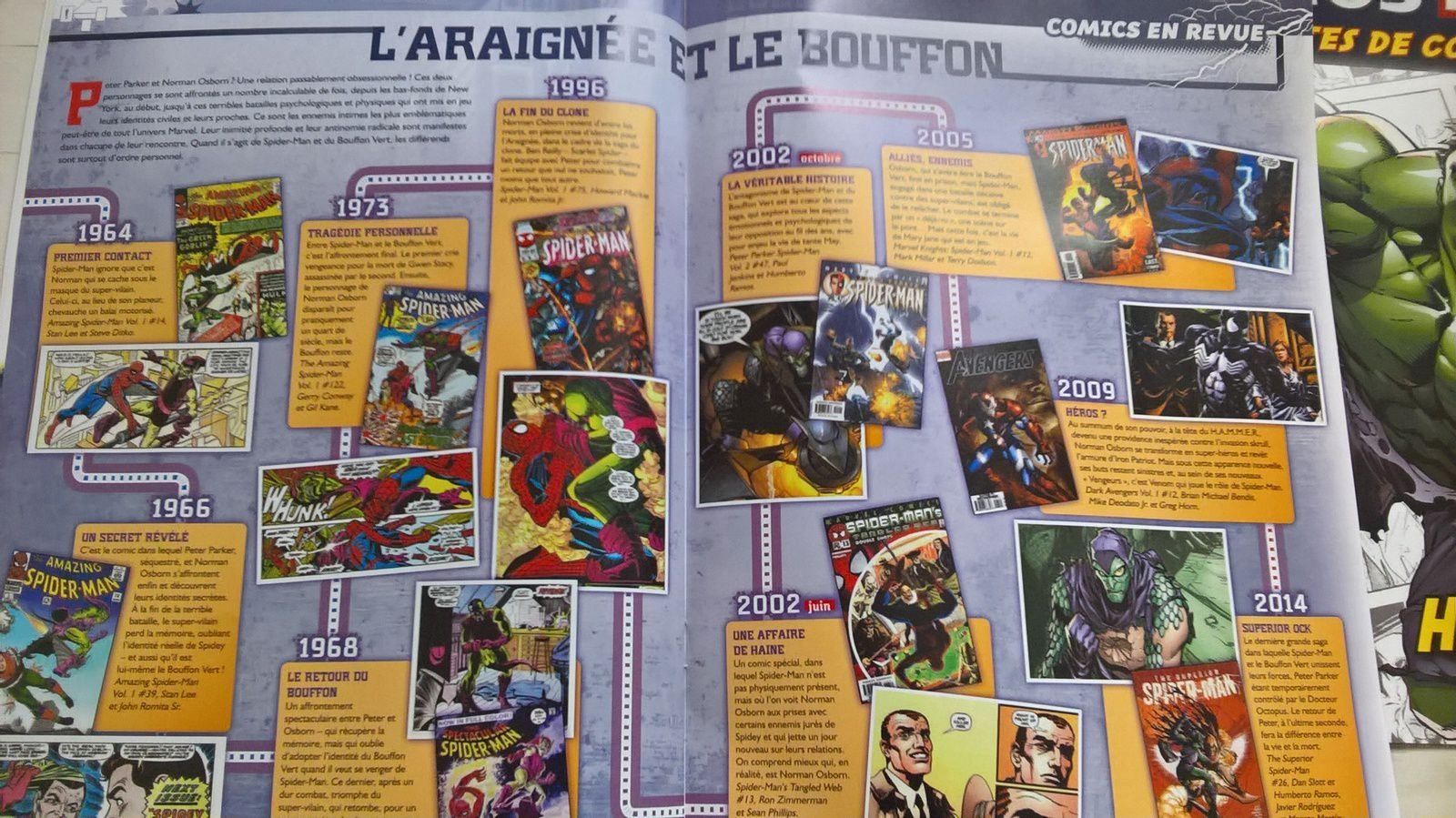 Bustes Marvel : la nouvelle collection d'Altaya