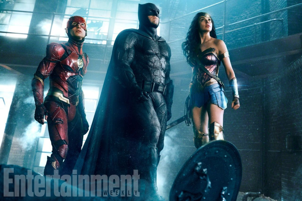 Justice League : new photo