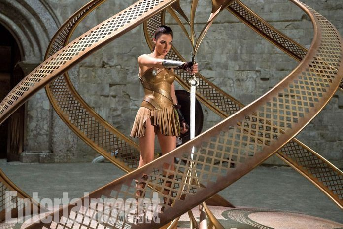 Wonder Woman : 3 nouvelles photos