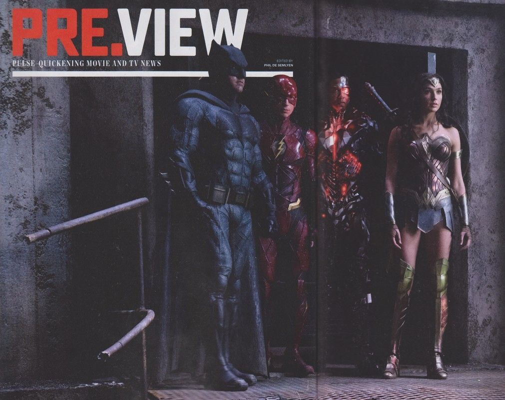 Justice League : encore une photo