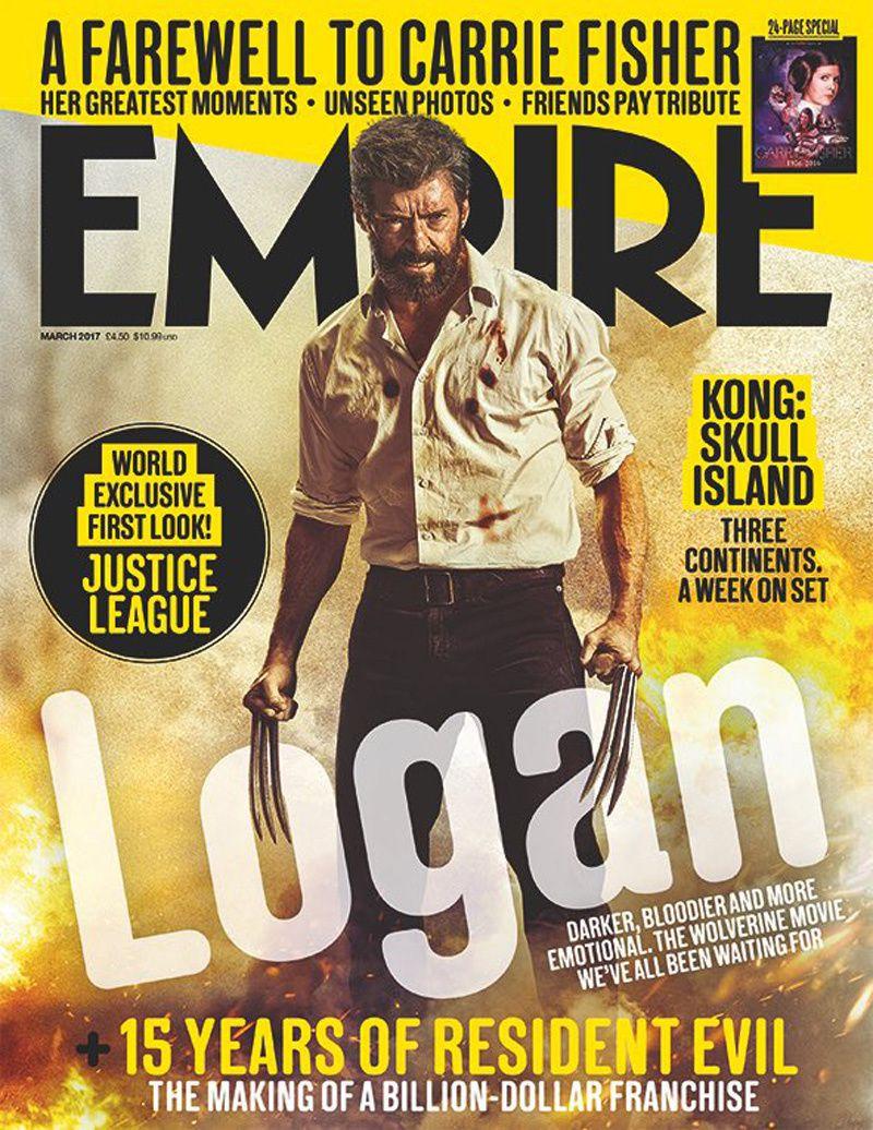 Logan : Spot SuperBowl + photos