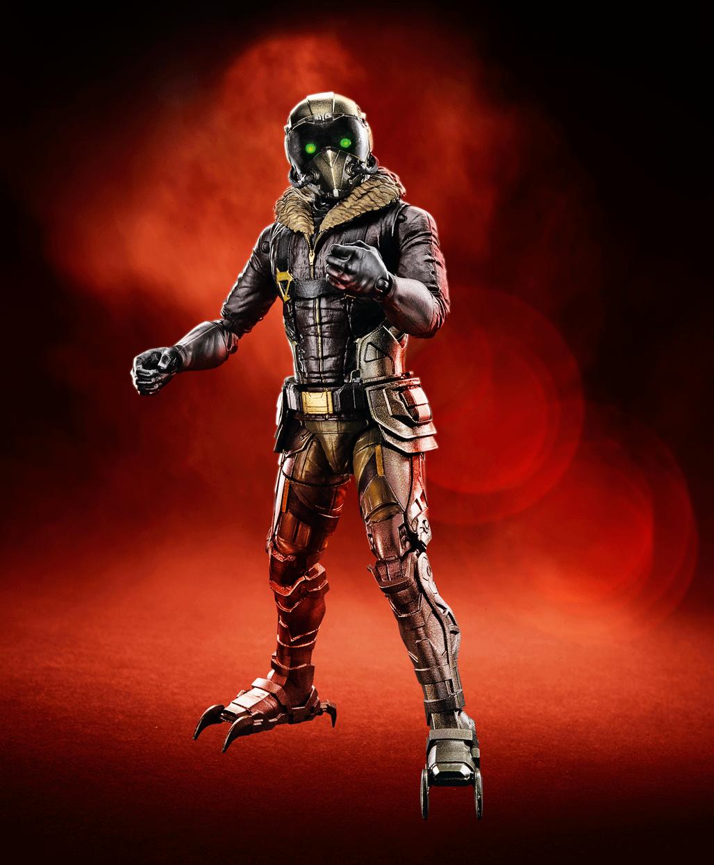 Spider-Man : Homecoming : l'armure d'Iron Man révélée