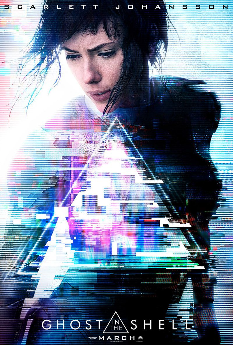 Ghost in the Shell : nouvelle bande annonce