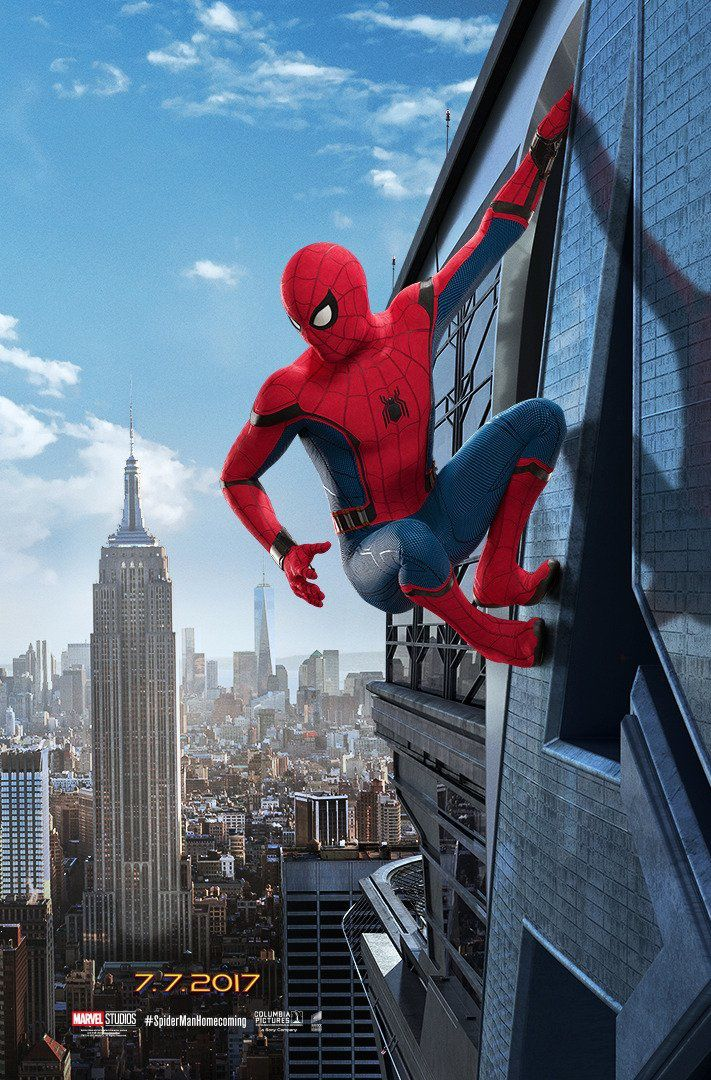 Spider-Man : Homecoming : 2 posters