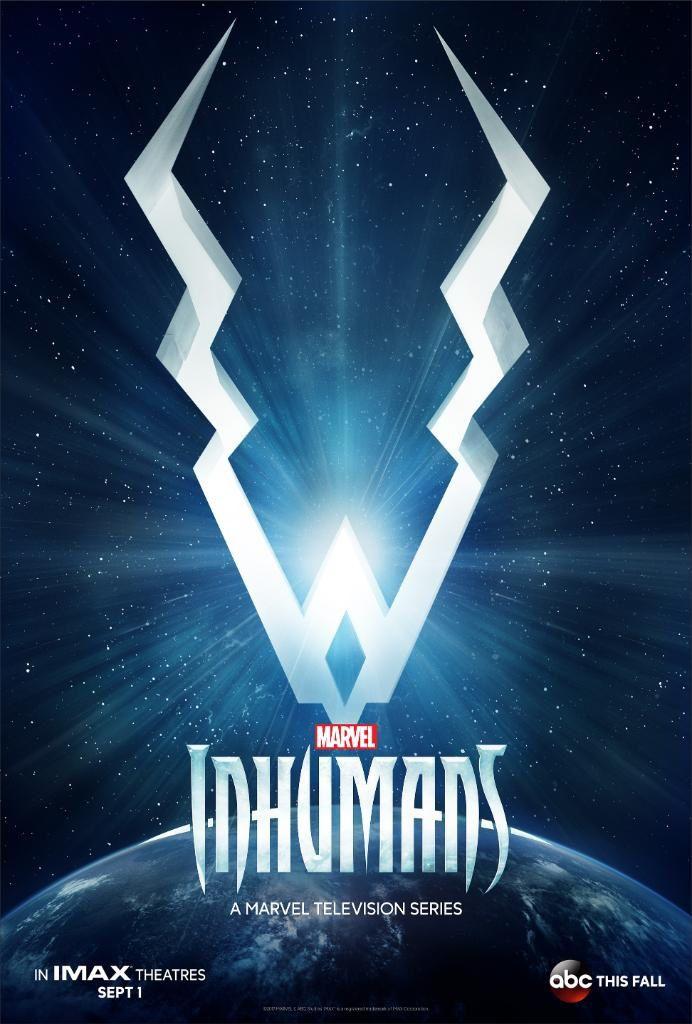 Inhumans : poster