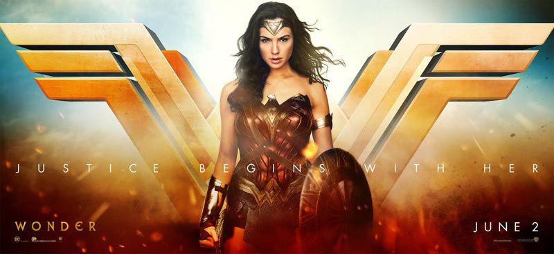 Wonder Woman : des posters tank tu veux
