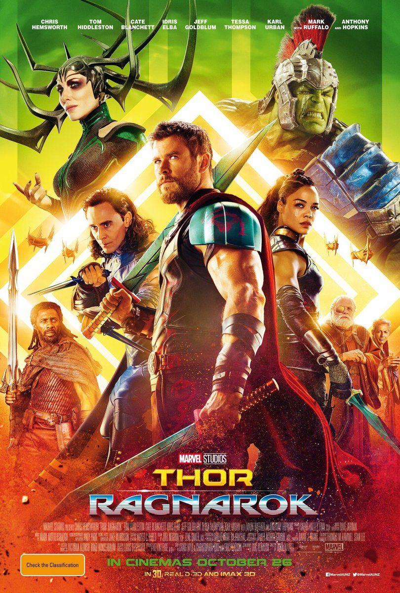 Thor : Ragnarok : bande annonce internationale
