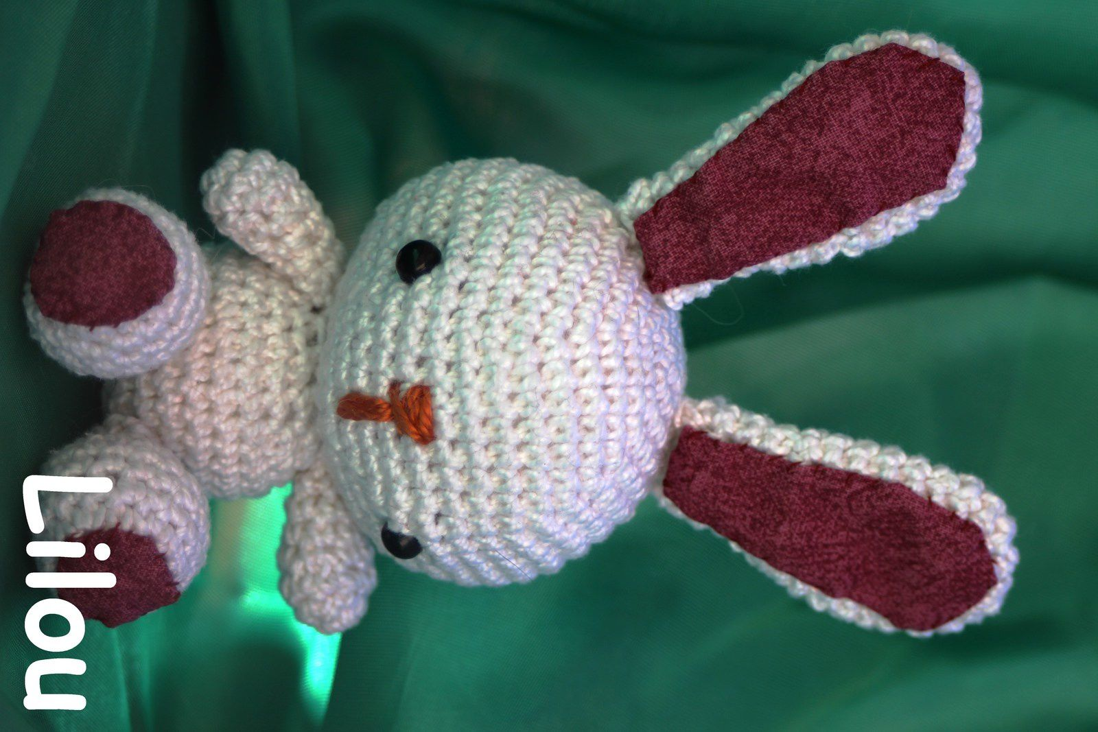 Tutoriel Lapin de printemps 🌸🐰 - Cat's Créa Crochet | 1067x711