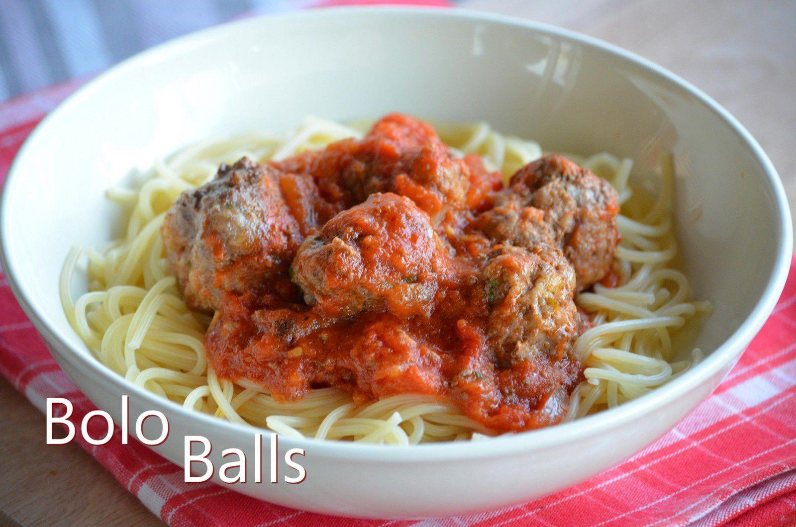 Bolo Balls