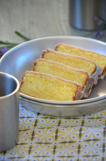 Cake au citron et son glaçage {Escapade en cuisine}