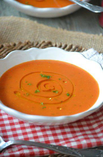 Soupe à la tomate de Yotam Ottolenghi