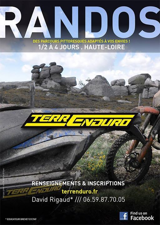 RandoEnduro SudOuest shared Terrenduro's photo.