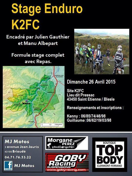 David Fusil shared Enduro Auvergne's photo.