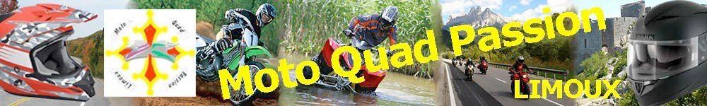 Randonnée des Bulles de L'association Moto Quad Passion à Limoux (11) le 9 et 10 mai 2015