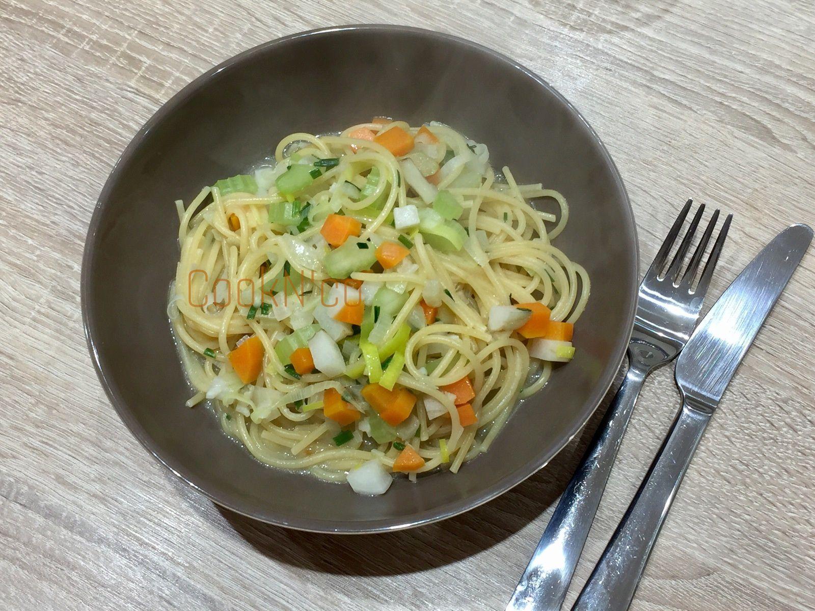 One pot Pasta : aux légumes d'hiver