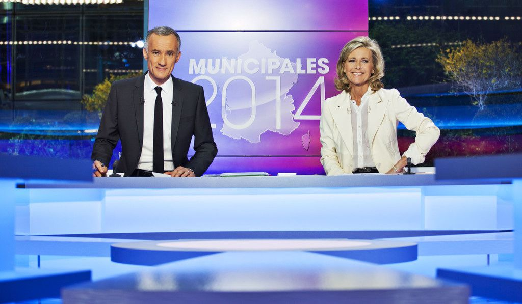 Audiences Municipales (2e tour) : TF1 leader devant France 2 et France 3