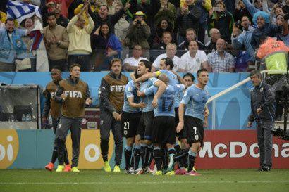 Audiences : 8,4 millions de téléspectateurs pour Uruguay/Angleterre sur TF1