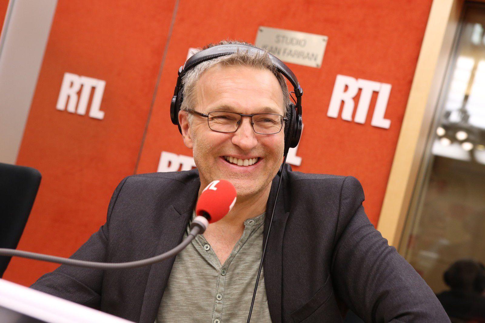 """Laurent Ruquier : """"Il est question qu'on reprenne le jeu de la valise RTL"""""""