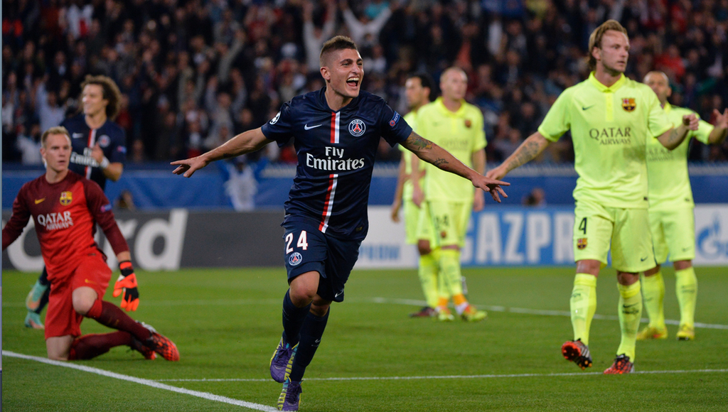 Audiences : Le match PSG/Barcelone offre un record à Canal+