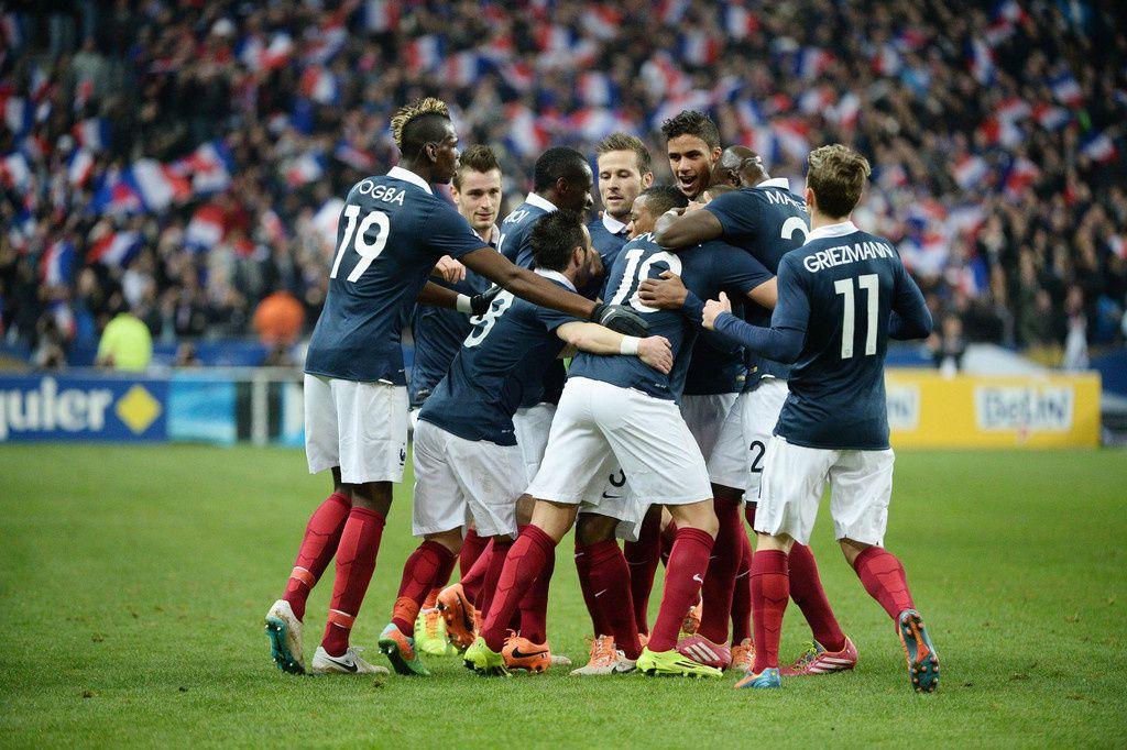 Football - France/Suède le mardi 18 novembre sur TF1 (en direct de Marseille)