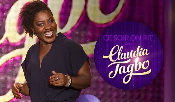 « Ce soir on rit avec Claudia Tagbo » ce Mercredi sur TMC