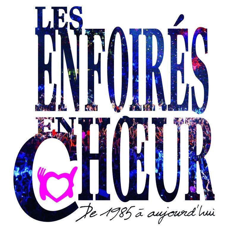 TF1 - Les Enfoirés en choeur, choisissez votre titre préféré sur MyTF1