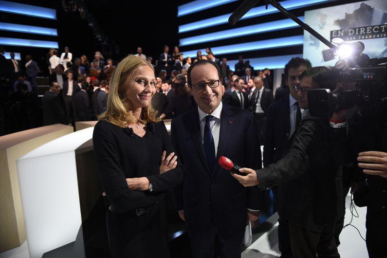 La chef d'entreprise qui avait interviewé Hollande devient chroniqueuse sur RTL